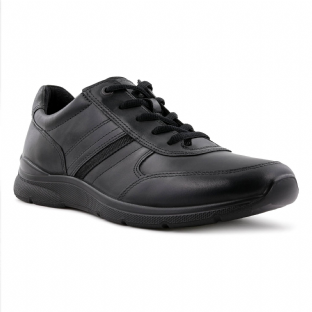 ECCO Mens Irving Black